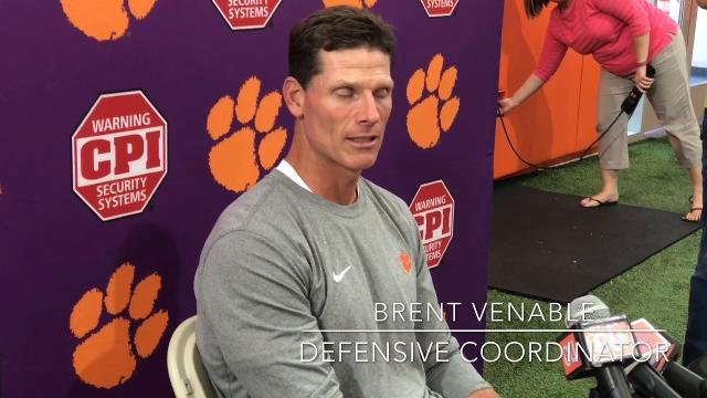 Clemson linebacker Dorian O'Daniel paid his dues on special teams before becoming a key player on the Tigers' defense.