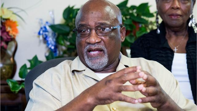 The Rev. J.M. Flemming, president of the Greenville NAACP shares some of the concerns locally and nationally as the organization hosts its statewide conference in Greenville for the first time.