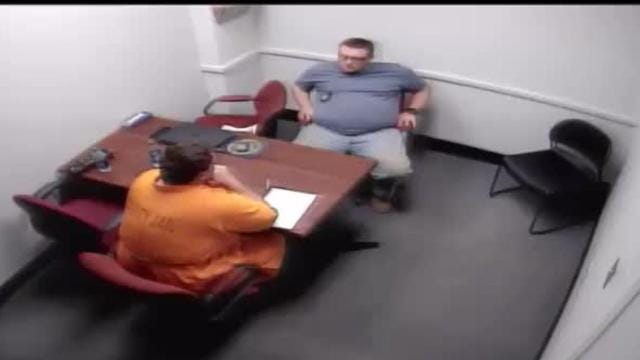 Todd Kohlhepp discusses alleged gun supplier with investigators