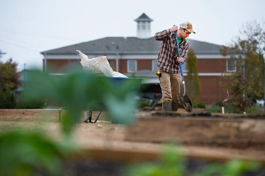 Horseshoe Farm brings new approach to local food in Greenville