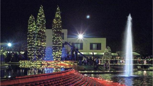 The holiday calendar is as full as Santa's sleigh this season, with theater productions, music, parades and more.