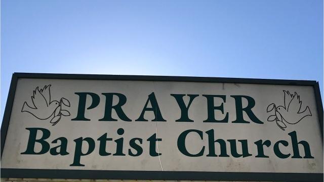 St. Someone Denomination? Or Verb Church?