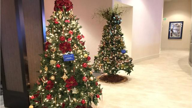 When Do You Take Down Christmas Decorations.Festival Of Trees Brings Christmas Spirit Downtown