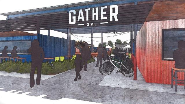 A new food collective, fashioned out of shipping containers, is coming to the West End.