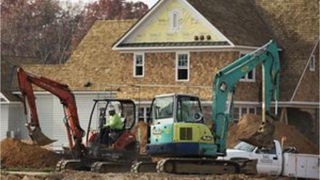 A look at new home developments around Greenville with interviews with a home developer and two people who purchased homes in the Hartness development.