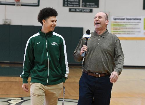"This week's edition of ""Open Court with Bob Castello"" features the leader of the Berea Bulldogs, senior guard Newa Hashim."