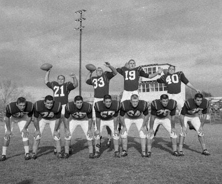 Members of the 1958 Clemson Tigers football team recall their memories of the Tigers' last trip to the Sugar Bowl