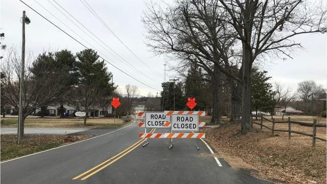 When will the Edwards Road bridge reopen?