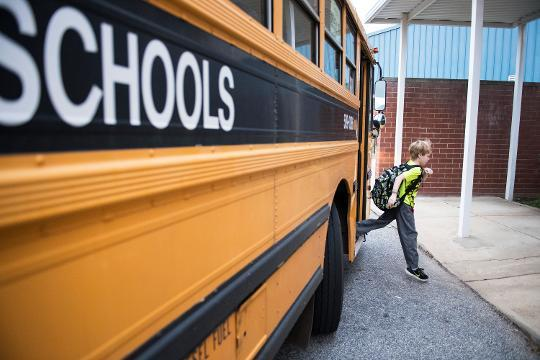 South Carolina's school bus crisis series coming Saturday
