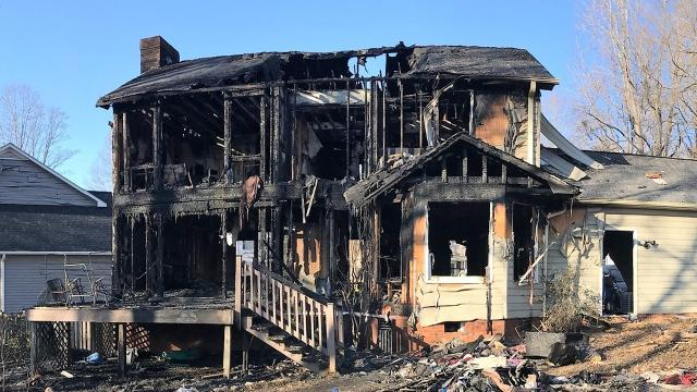 The case has drawn interest and a lot of chatter on social media because the fire happened the same night that neighbors reported teen-aged boys setting off firecrackers in mailboxes.