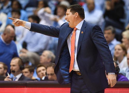 Brad Brownell after UNC loss