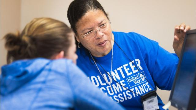 The Volunteer Income Tax Assistance program (VITA) offers free tax counseling and filing for more than 10,000 people annually in eight Upstate counties. Call 2-1-1 to sign up for an appointment near you.