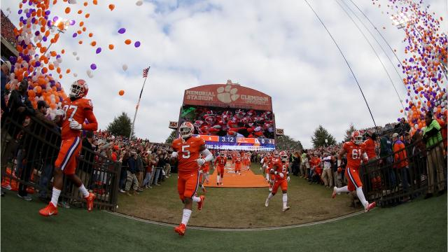 Quick facts about Clemson University in 2018. Video by Georgie Silvarole.