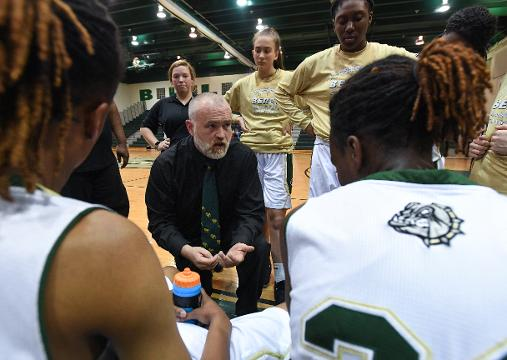 Berea girls basketball coach Matt Lindsey is following in his father's footsteps.