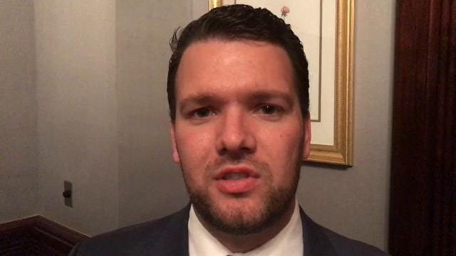 Rep. Joshua Putnam, a Piedmont Republican, explains why he has filed a bill to allow the state to use a firing squad as a means of execution.