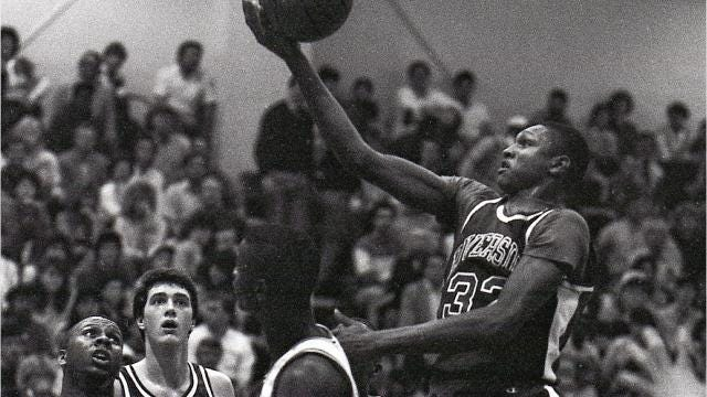 Thirty years ago, Riverside won the Class AAA state championship, the Warriors' third in five years and the school's last in boys basketball.