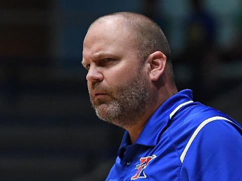 Riverside head coach Murray Long after OT loss to Dorman in AAAAA playoffs.