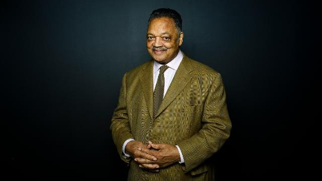 The Rev. Jesse Jackson talks about growing up in a segregated Greenville and the significance of the Civil Rights movement.