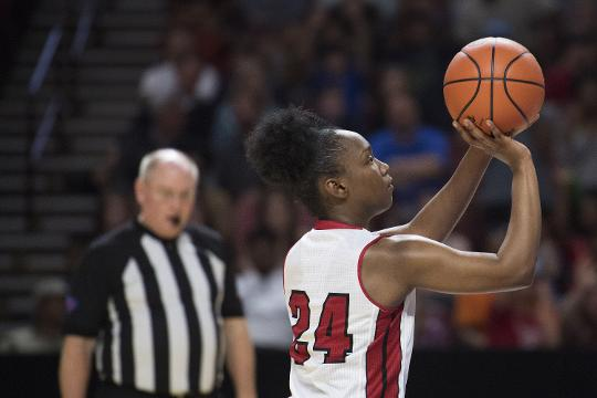 Wade Hampton is headed to its second straight state final, and seniors Greyson Boone and Bre Watts said improved free-throw shooting has been a big reason for the team's success.