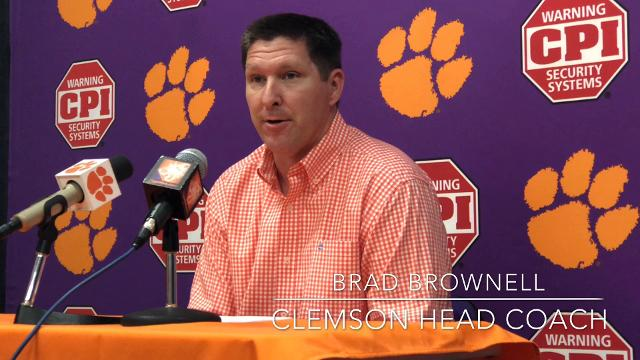 "Clemson men's basketball coach Brad Brownell reflects on this past season and offers his thoughts on the ""one-and-done"" era of college basketball."