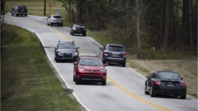 A reader wants to know if there are plans to widen Roper Mountain Road to accommodate increasing traffic in the area.