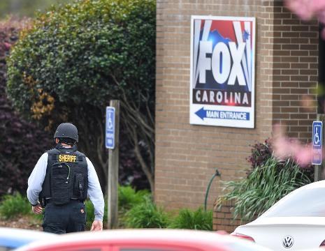 Suspicious package sent to Fox Carolina.