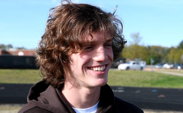Senior midfielder Connor Thompson, the top goal scorer in the state, leads Mauldin into the Class AAAAA playoffs.