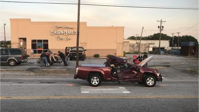 Staff at the Cherrydale Chick-fil-A are mourning the loss of one of their employees, 17-year-old Matthew Stayer, who was killed in a motorcycle crash Thursday.