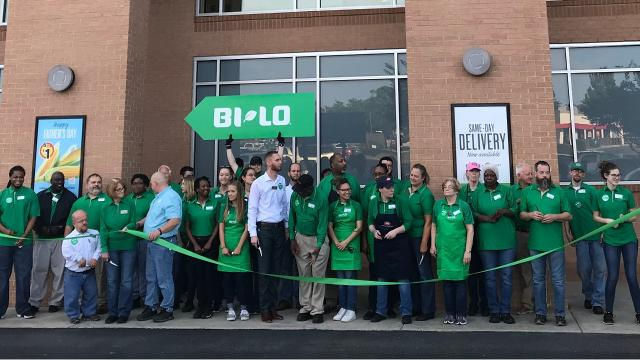 Bi Lo Stores >> Bi Lo Bounces Back With 5 Remodeled Stores In The Upstate