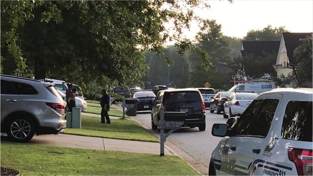A police standoff ended peacefully in Greer after six hours of negotiations. A man was arrested on domestic violence, kidnapping and child neglect charges.