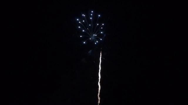 Richmond celebrated Independence Day with fireworks July 1, 2017, at Roosevelt Hill in Glen Miller Park.