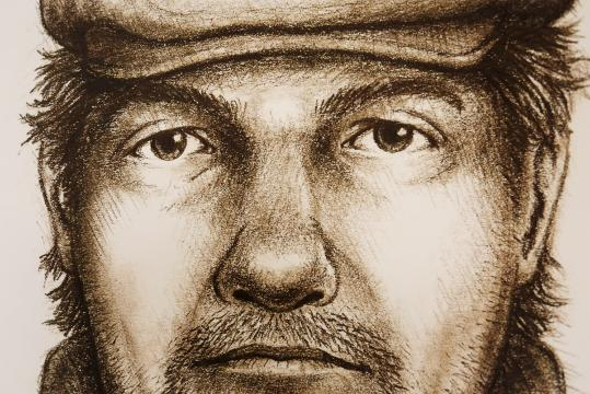 Sketch of Delphi Homicide Suspect Released by Police