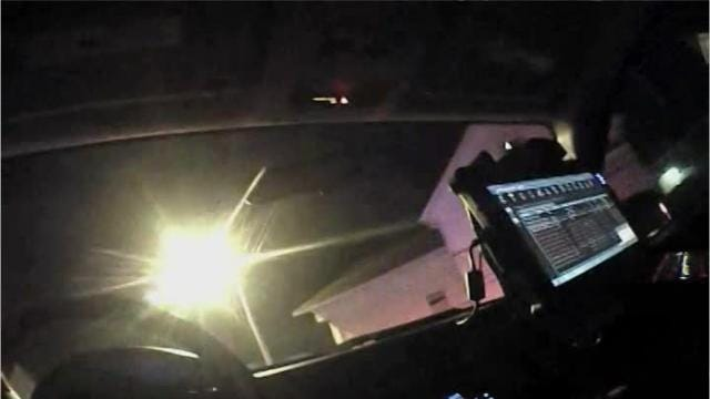 Body cameras show police action shooting