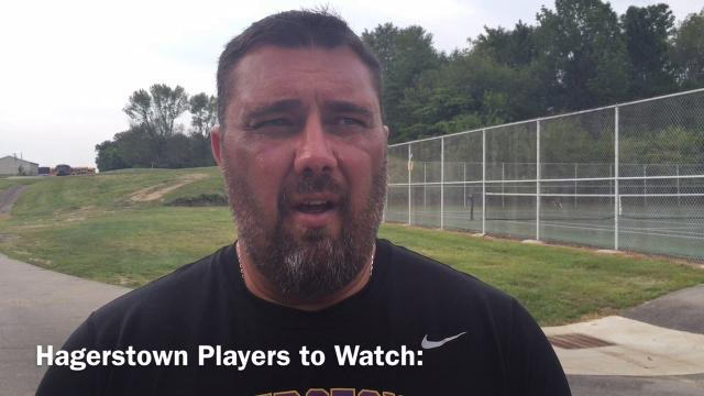 Hagerstown High School football coach Scott Snodgrass discusses the Tigers' upcoming 2017 season.