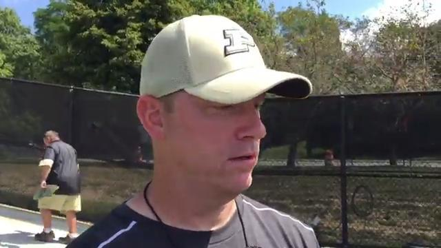 Purdue's Jeff Brohm: Saturday scrimmage recap
