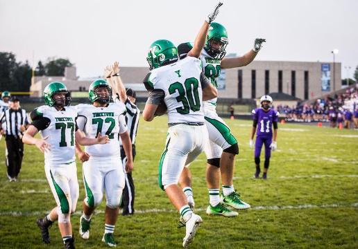 Christian Hunt and Reid Neal give the inside scoop on Yorktown's dramatic win.