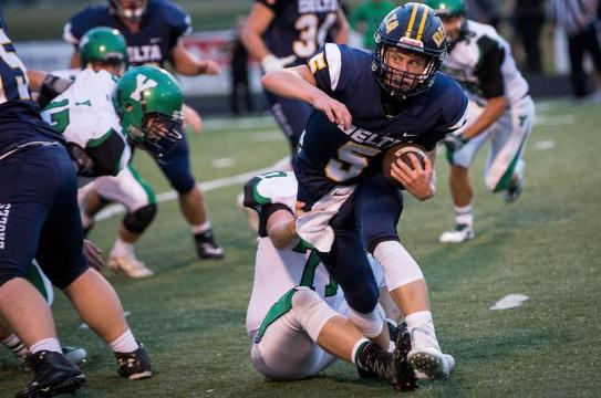 Delta head coach Chris Overholt discusses bragging rights, the offensive line and Charlie Spegal's insane night.