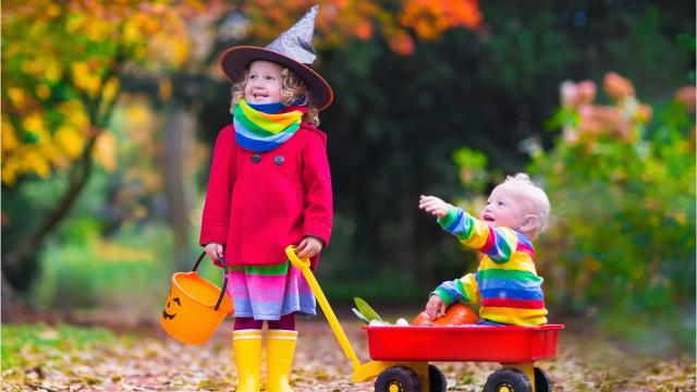Here's how to do Halloween right in Lafayette.