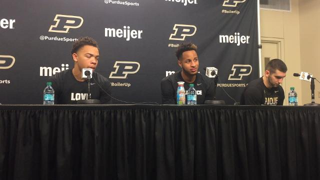 Purdue 111, Chicago State 42: Boilermakers reaction