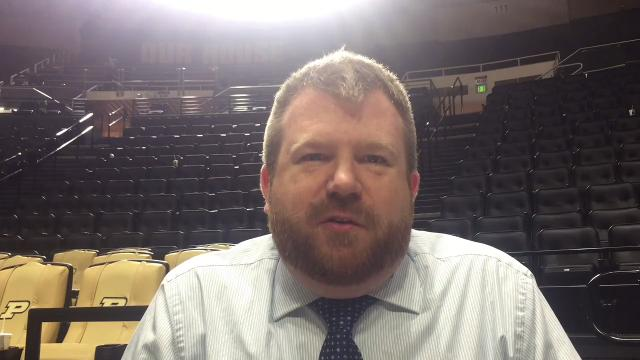 Journal & Courier insider Nathan Baird on a Boilermakers' victory of near-historic proportions.