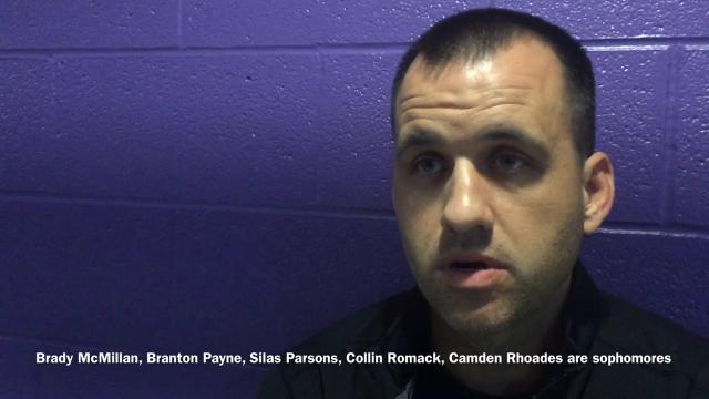 Hagerstown High School boys basketball coach Bobby Jones talks Hagerstown basketball and the upcoming season.