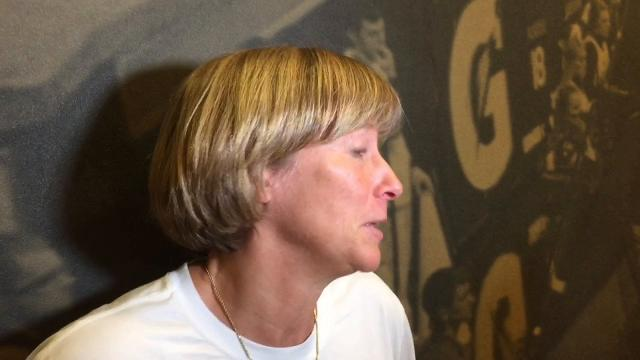 Purdue women's basketball: Sharon Versyp