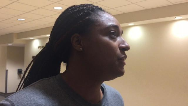 Purdue women's basketball: Lindsay Wisdom-Hylton