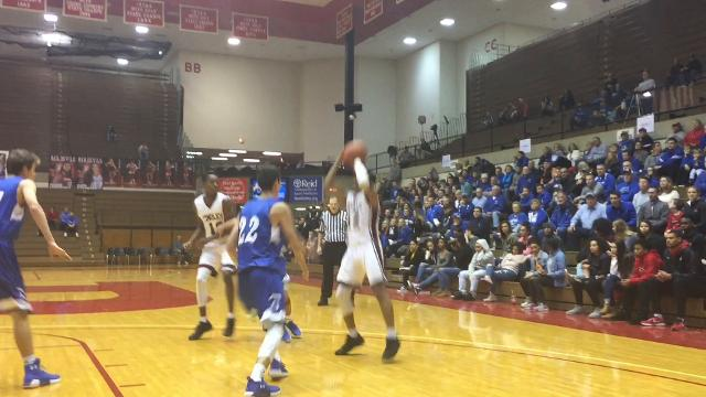 The 11th annual Bob Wettig Tournament kicked off Wednesday at Richmond High School's Tiernan Center. Among those advancing were state champions Tindley and Attucks and host Richmond.
