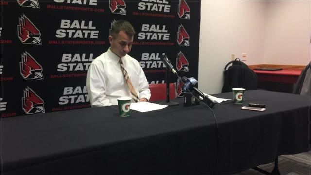 Ball State lost by 20 at home to Buffalo. Here's what James Whitford thought of it.