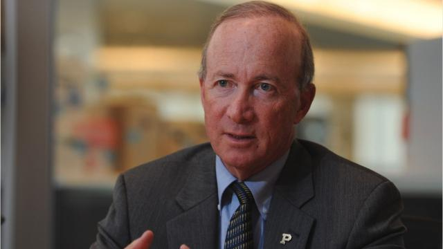 Purdue President Mitch Daniels sent his annual letter to students, faculty and alumni.