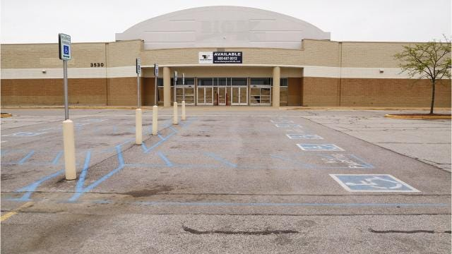 New store coming to old Kmart building at Lafayette Marketplace
