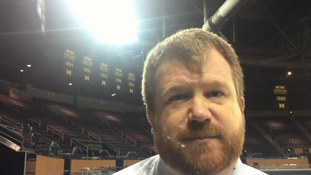 Nathan Baird on Purdue extending its winning streak while ending its losing streak at Michigan.