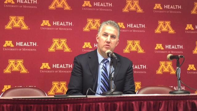Purdue 81, Minnesota 47: Matt Painter reaction