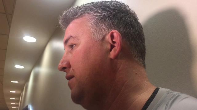 Purdue's Matt Painter on Iowa